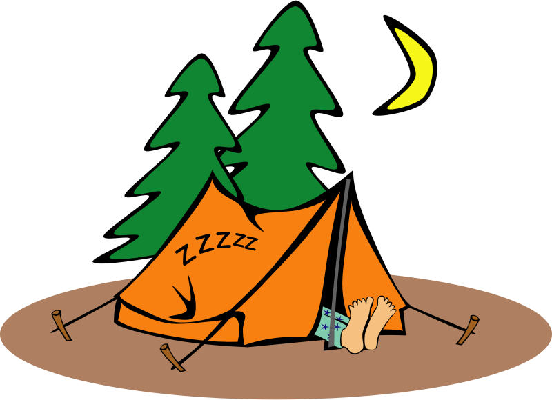 gerald-g-sleeping-in-a-tent