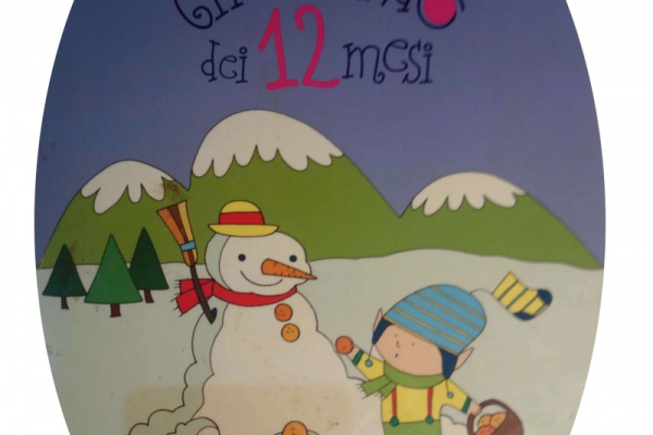 Gnomo Girotondo Gennaio copertina