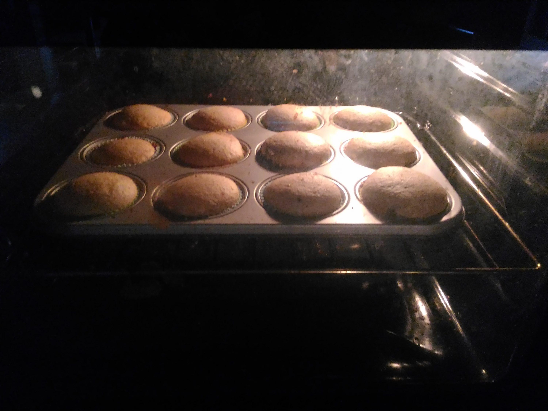 muffin forno