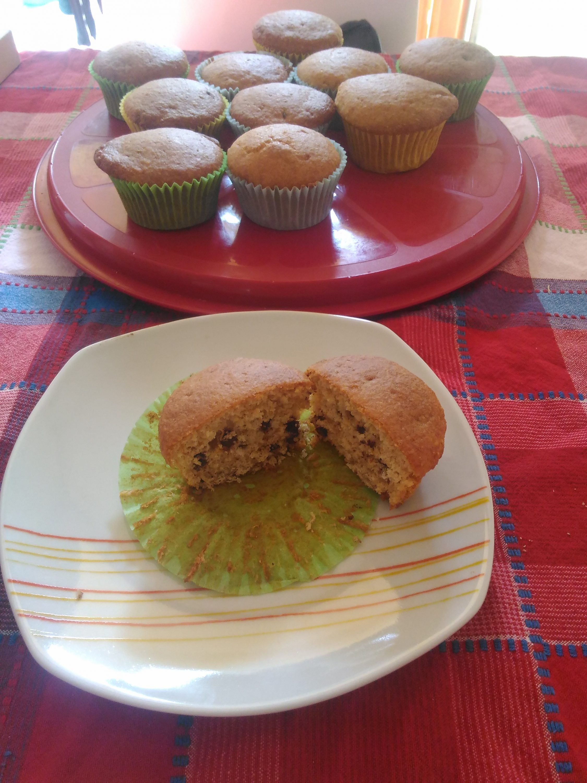 muffin tagliato